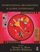 bokomslag International Organization and Global Governance