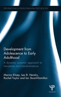 bokomslag Development from Adolescence to Early Adulthood