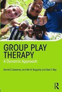 bokomslag Group Play Therapy