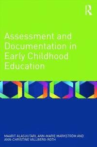 bokomslag Assessment and Documentation in Early Childhood Education