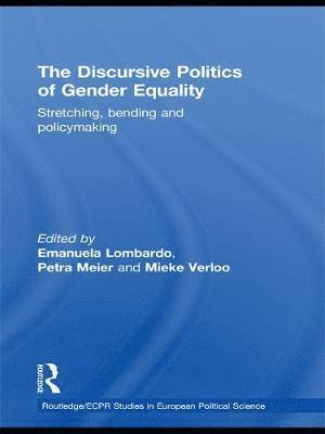 bokomslag The Discursive Politics of Gender Equality