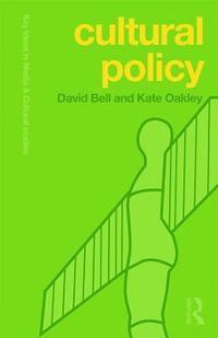 bokomslag Cultural Policy