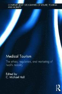 bokomslag Medical Tourism