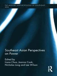 bokomslag Southeast Asian Perspectives on Power