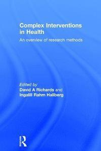 bokomslag Complex Interventions in Health