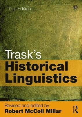 bokomslag Trasks historical linguistics