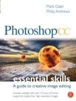 bokomslag Photoshop CC: Essential Skills