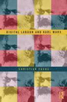 bokomslag Digital Labour and Karl Marx