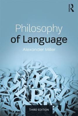 bokomslag Philosophy of Language