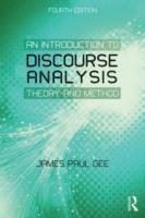 bokomslag An Introduction to Discourse Analysis: Theory and Method