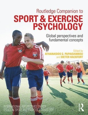 bokomslag Routledge companion to sport and exercise psychology - global perspectives