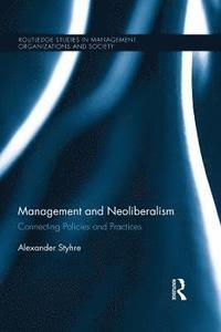 bokomslag Management and Neoliberalism