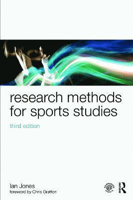 bokomslag Research Methods for Sports Studies: Third Edition