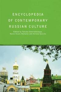 bokomslag Encyclopedia of Contemporary Russian Culture