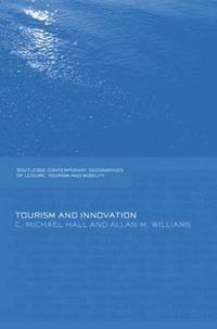 bokomslag Tourism and Innovation