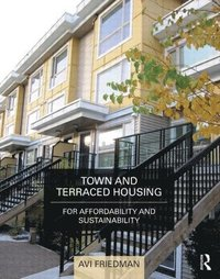 bokomslag Town and Terraced Housing
