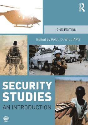bokomslag Security Studies: An Introduction