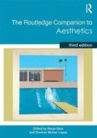 bokomslag Routledge companion to aesthetics