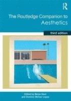 bokomslag Routledge companion to aesthetics