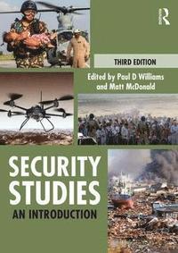 bokomslag Security Studies