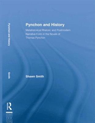 bokomslag Pynchon and History