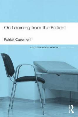 bokomslag On learning from the patient