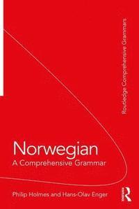 bokomslag Norwegian: A Comprehensive Grammar