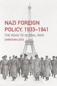 bokomslag Nazi Foreign Policy, 1933-1941