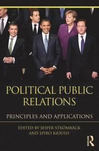 bokomslag Political Public Relations