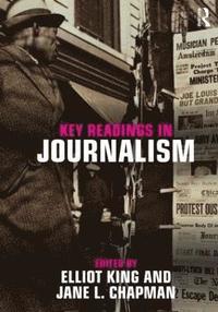 bokomslag Key Readings in Journalism