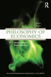bokomslag Philosophy of Economics: A Contemporary Introduction