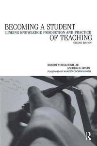 bokomslag Becoming a Student of Teaching