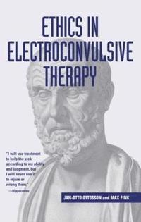 bokomslag Ethics in Electroconvulsive Therapy