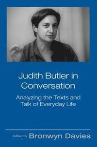 bokomslag Judith Butler in Conversation