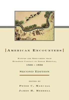 bokomslag American Encounters