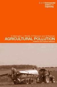 bokomslag Agricultural Pollution