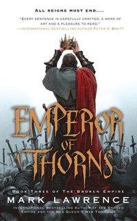 bokomslag Emperor Of Thorns