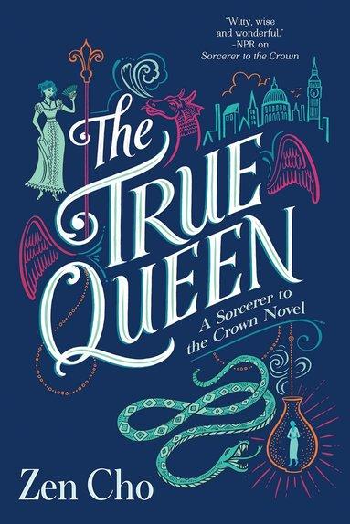 bokomslag The True Queen