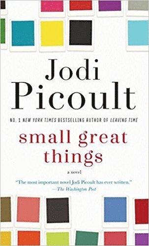 bokomslag Small Great Things