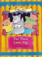 bokomslag Three Little Pigs