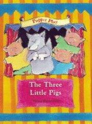 bokomslag Three Little Pigs