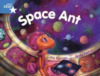 bokomslag Rigby Star Guided Blue Level: Space Ant Pupil Book (Single)
