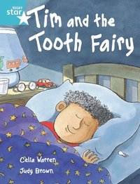 bokomslag Rigby Star Independent Turquoise Reader 2 Tim and the Tooth Fairy