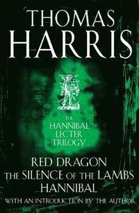 bokomslag Hannibal Lecter Trilogy