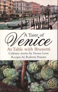bokomslag A Taste of Venice