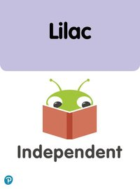 bokomslag Bug Club Pro Independent Lilac Pack (May 2018)
