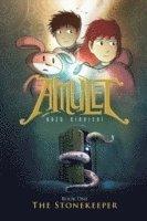 bokomslag Amulet: #1 Stonekeeper