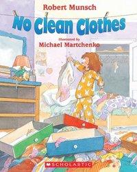 bokomslag No Clean Clothes