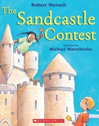 bokomslag The Sandcastle Contest