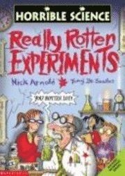 bokomslag Really Rotten Experiments